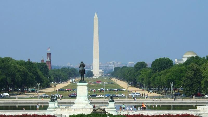 Party Bus Rental National Mall Washington Dc