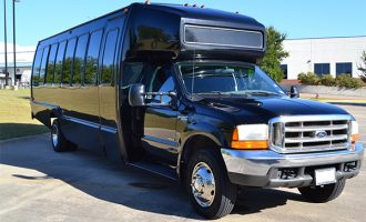 15 Person Party Bus Washington Dc