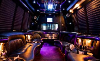 15 Person Party Bus Rental Washington Dc