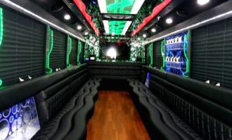20 Person Party Bus 1 Washington Dc