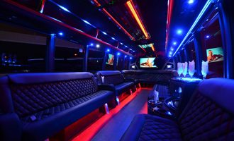 40 Person Party Bus Rental Washington Dc