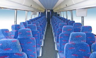 50 Person Charter Bus Rental Washington Dc