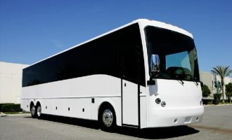 50 Person Charter Bus Service Washington Dc