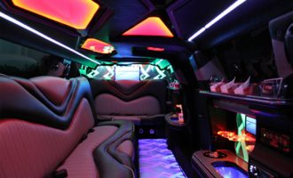 8 Person Chrysler 300 Limo Rental Washington Dc