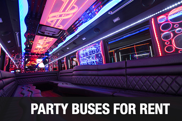 Party Bus Washington Dc 2